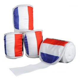 Bandes polaires -Flags-, set de 4
